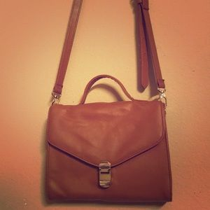 Forever 21 Brown Purse